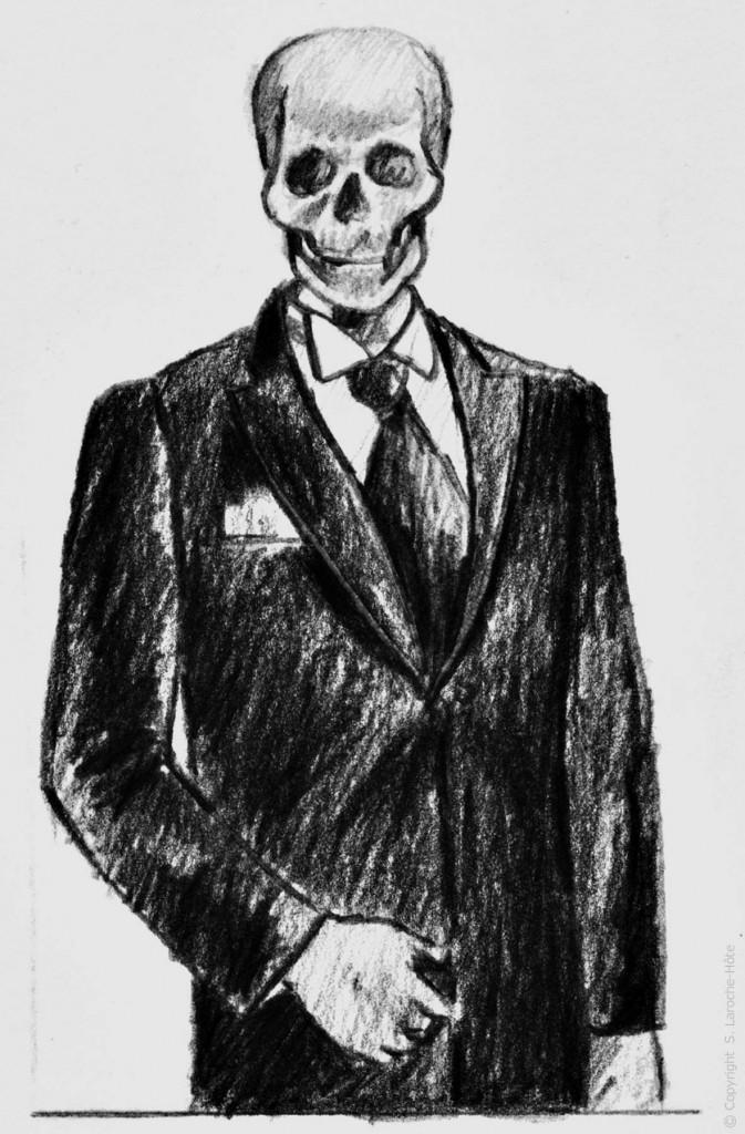 Sébastien Laroche-Hôte Skeleton