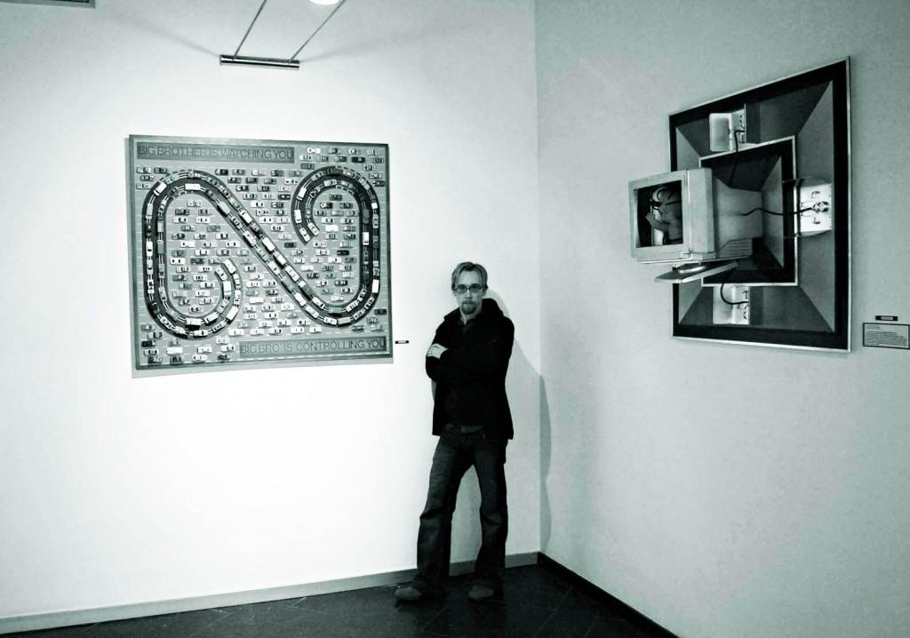 Sébastien Laroche-Hôte portrait